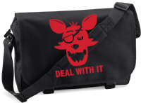 FNAF DEAL WITH IT M/BAG - INSPIRED BY FIVE NIGHTS AT FREDDYS